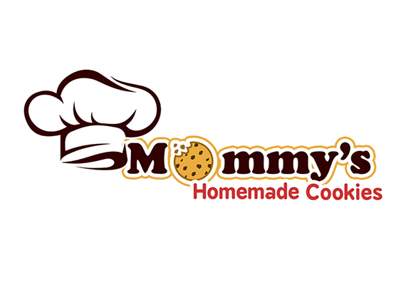 Logo design for Mommy's Homemade Cookies