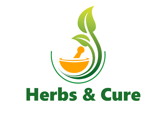 Logo design for Herbs and Cure